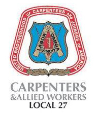 Carpenters Union - Click to go to website
